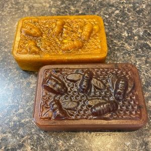 Holiday Soap-Pumpkin Spice Muffin, Hot Apple Cider